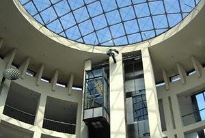 Parkhaus Atrium Kassel
